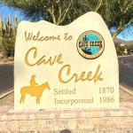 Beautiful Homes in Cave Creek Arizona!