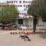 34571 S DAVID ST, Black Canyon City, AZ 85324